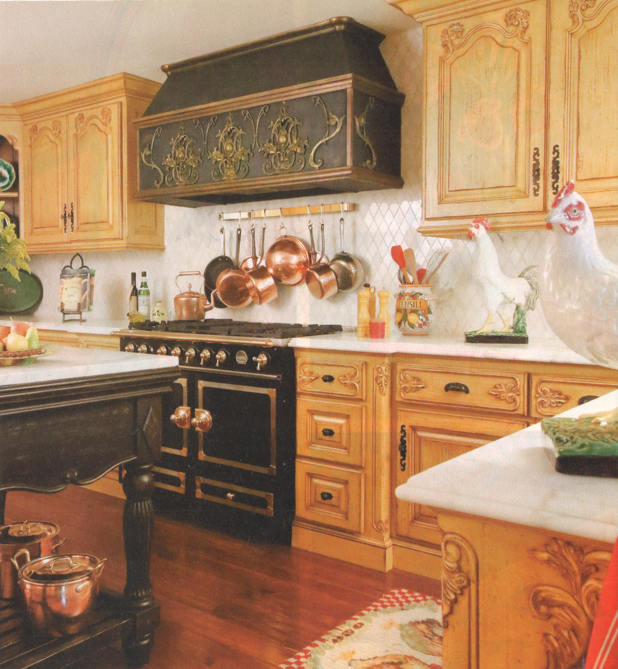 Cozy Country Kitchens - Jeffrey Pommer